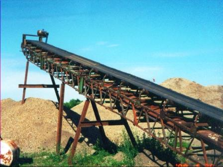 "BARBER-GREENE 30"" X 42 TRUSS CONVEYOR-0"