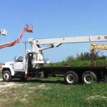Truck Crane for Sale in Missouri