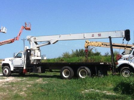 Truck Crane for Sale in Missouri
