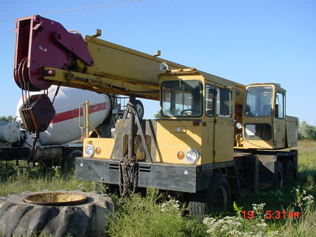 Crane for Sale in Missouri
