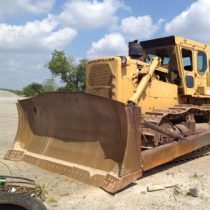 CATERPILLAR D9H DOZER-0