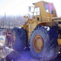 CATERPILLAR 992B RT LOADER-0