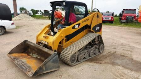 Caterpillar Skidsteer Loader for Sale in Missouri