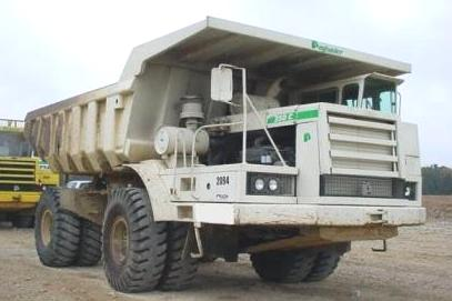 PAYHAULER 350C OFF ROAD TRUCK-0