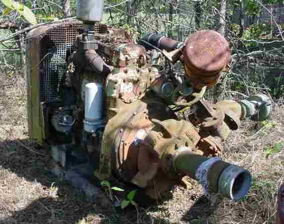 HALE 50FB3-M3-4 PUMP-0