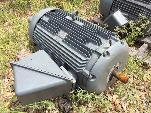 SIEMANS ALLIS 300HP ELECTRIC MOTOR-0