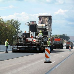 Road Repaving