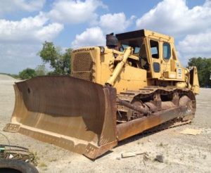 Bulldozer rental for construction companies